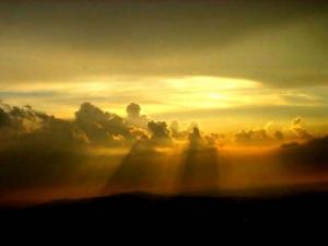 Paisagem Natural/Anjos do céu...