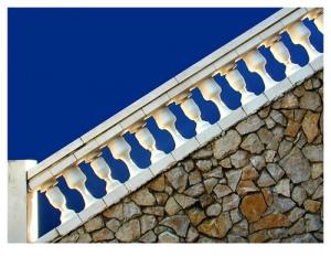 Abstrato/Escada