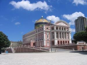História/teatro amazonas