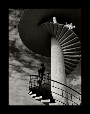 Paisagem Urbana/My own stairway to heaven