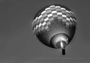 """Paisagem Urbana/"""" Olhó Balão """""""