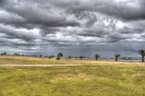 Paisagem Natural/A perfect storm