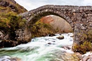 Paisagem Natural/Ponte da Cava da Velha