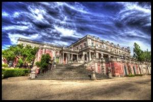 História/Palácio de Queluz