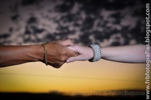 Gentes e Locais/Mãos dadas