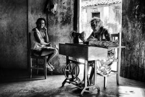 Fotojornalismo/A costureira