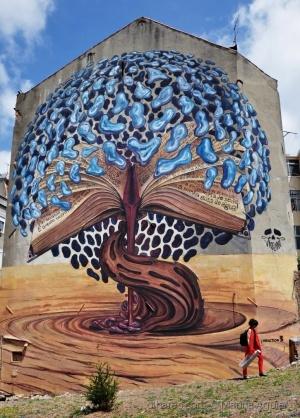 Paisagem Urbana/A árvore do conhecimento (2)