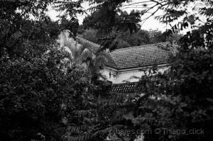 Paisagem Urbana/Casa assombrada