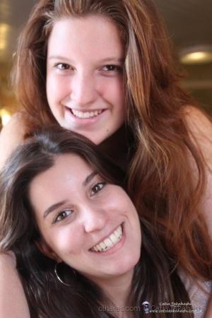 Gentes e Locais/Paula e Natalia