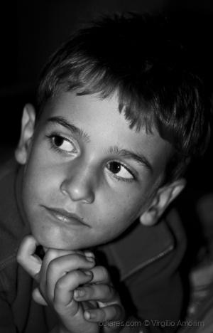 Retratos/GABRIEL, O MEU PENSADOR