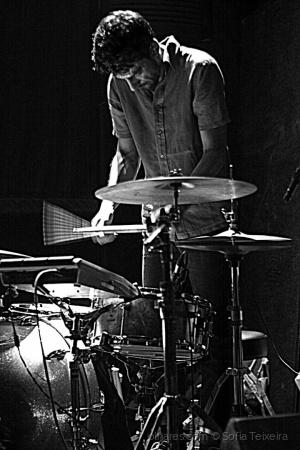 Espetáculos/Nuno Sarafa and the Drums!