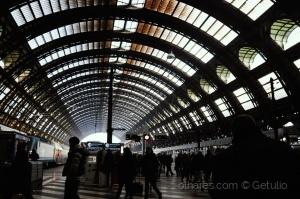 Outros/Estação Central, Milão