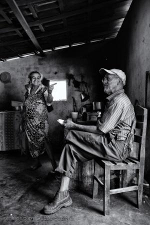 Fotojornalismo/Retratos de uma vida longa (2)...