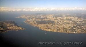 Paisagem Urbana/Amanhecendo em Lisboa