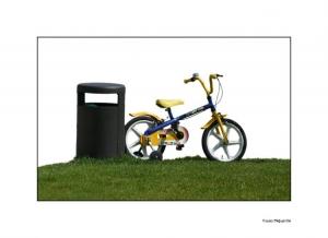 Arte Digital/O ciclista