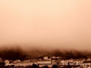 Paisagem Urbana/Nevoeiro de agosto