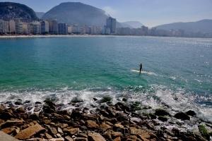 Desporto e Ação/Stand Up em Copacabana