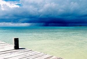 Paisagem Natural/O que nos afasta da tempestade?
