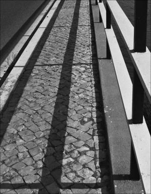 /Linhas de sol e sombra