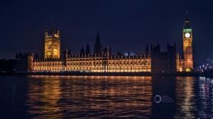 História/Londres - Palácio de Westminster