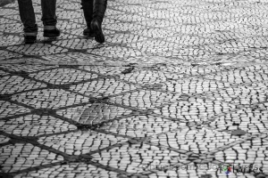 Paisagem Urbana/A meus pés