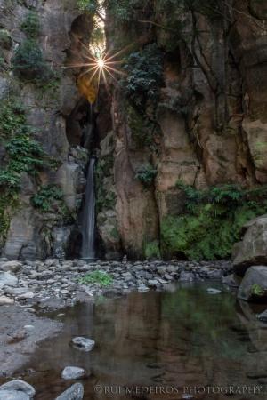 Paisagem Natural/Cascata Salto do Cabrito