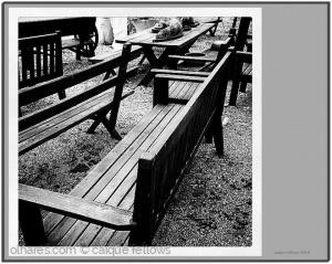 Outros/bancos de madeira