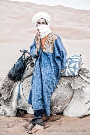 Retratos/Erg Chebbi Sahara