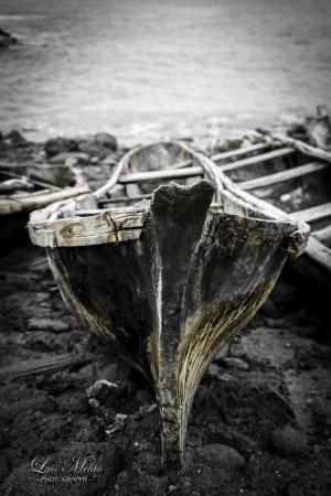 /Canoa em S. Tomé e Princepe...