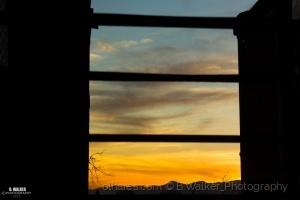 Paisagem Urbana/Pela janela