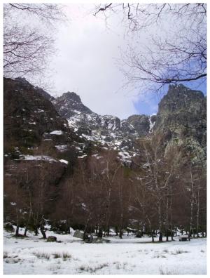 /Serra da Estrela - Vista do Covão de Ametade