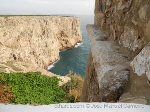 Paisagem Natural/ FORTALEZA - Cabo São Vicente