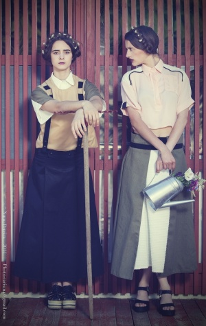 """Moda/""""Bell Air"""" Collection ( Pic. 1 )"""