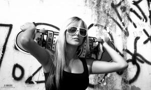 Moda/Skater Girl
