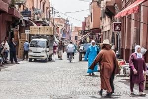 Gentes e Locais/Marrakech