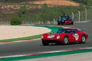 Desporto e Ação/ISO Grifo x Jaguar E-Type