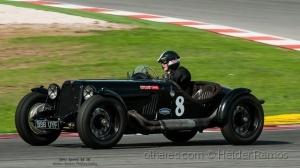Desporto e Ação/Alvis Speed 20 SA (Pré-war sport car)