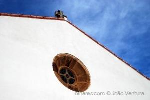 Paisagem Urbana/Ermida de Nª Senhora de Guadalupe (Raposeira)
