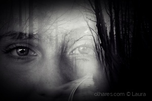 /Onde repousa o teu olhar