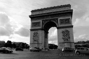 Gentes e Locais/Arc Triomphe