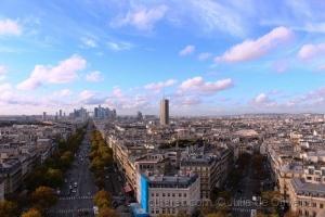 Paisagem Urbana/Vista de Paris