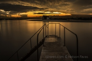 Paisagem Urbana/ALBURRICA GOLDEN HOUR I - BARREIRO BY NELSON FAVAS