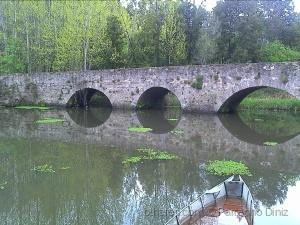 Paisagem Natural/Ponte Velha do Marnel