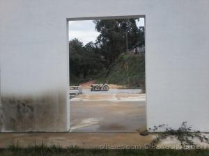 Paisagem Natural/Porta aberta