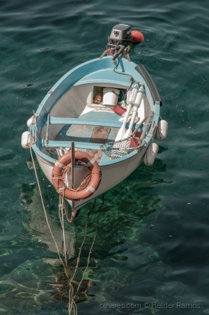 Outros/L'imbarcazione
