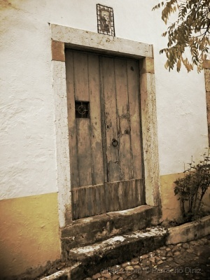 /A porta do Santo António