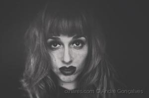 Retratos/Dark  Beauty.