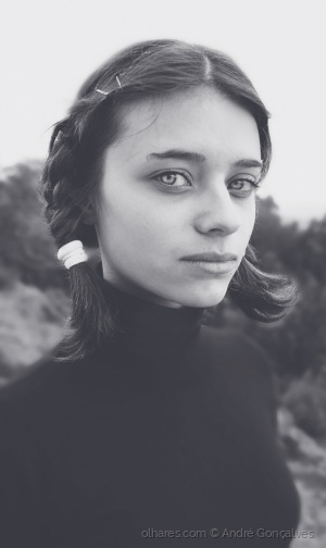 Retratos/The almost Amish girl