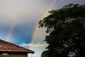 Paisagem Natural/Arco-íres