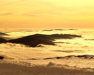 Outros/Mar de nuvens...